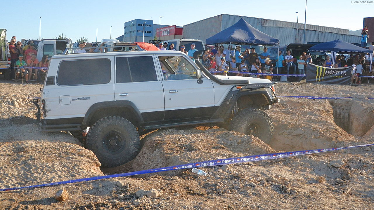 Toyota Land Cruiser hdj60